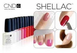 Shellac smalto semipermanente colori